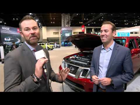 2019 Los Angeles Auto Show LIVE from KSAZ Fox 10 Phoenix News with Mike Caudill | Our Auto Expert
