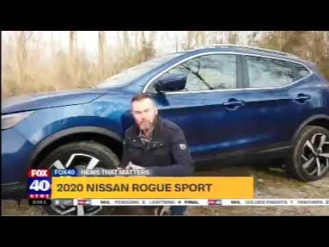 Mike Caudill Nissan Rogue Sport KTXL Fox 40nbsp