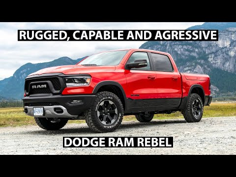 Dodge RAM Rebelnbsp