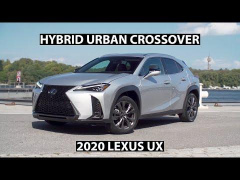 Lexus UXnbsp