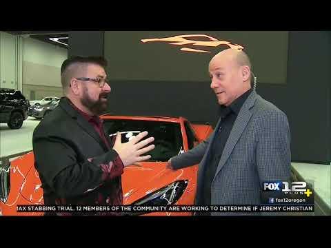 Nik Miles Portland International Auto Show 3 KPDX Fox 12nbsp