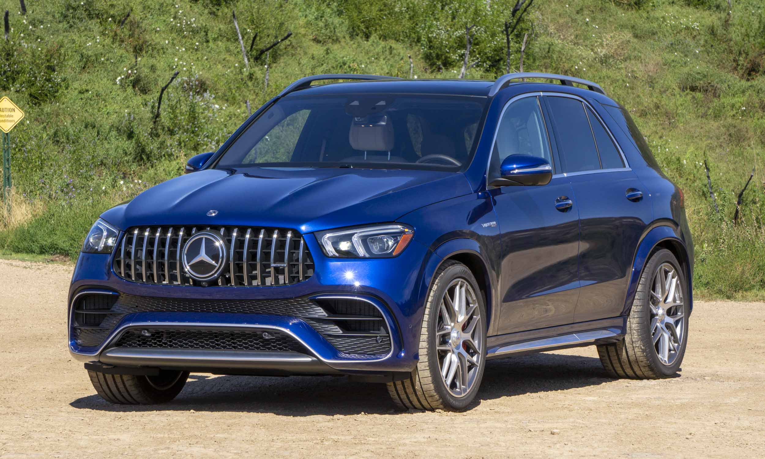 Mercedes-AMG GLE 63 S and GLS 63: First Drive Review | Our ...
