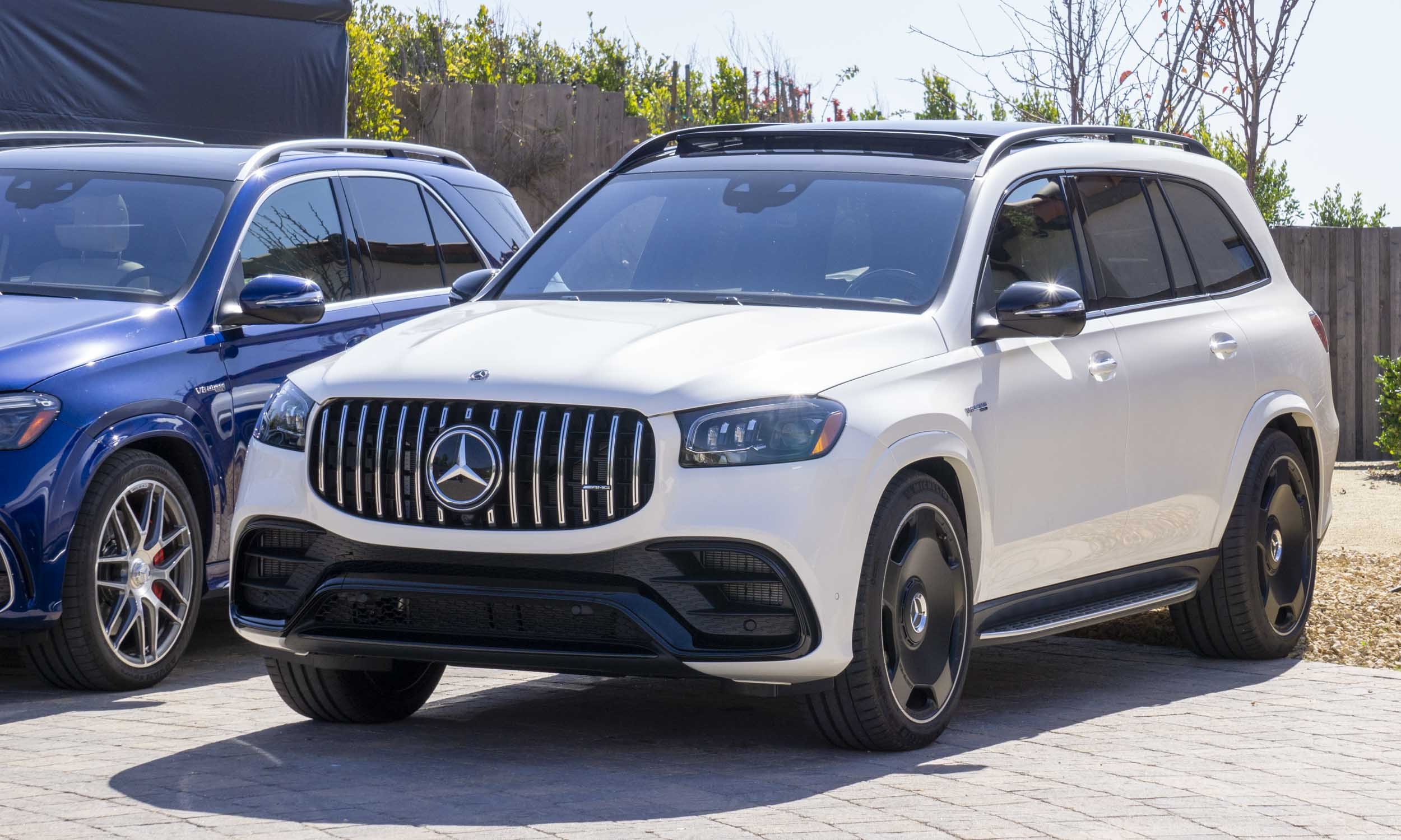 MercedesAMG GLE 63 S and GLS 63 First Drive Reviewnbsp