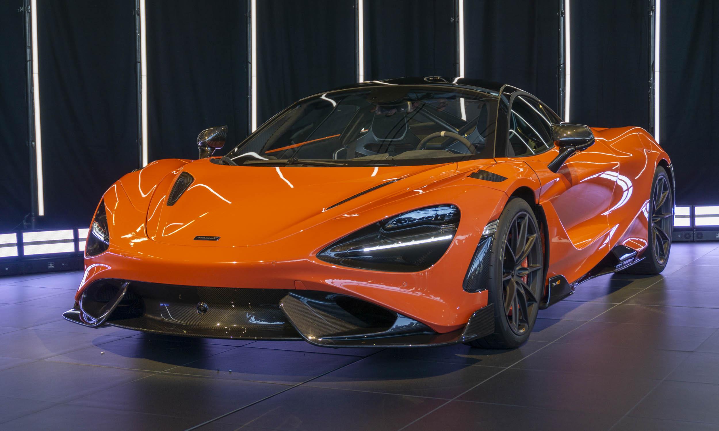 2021 McLaren 765LT: First Look