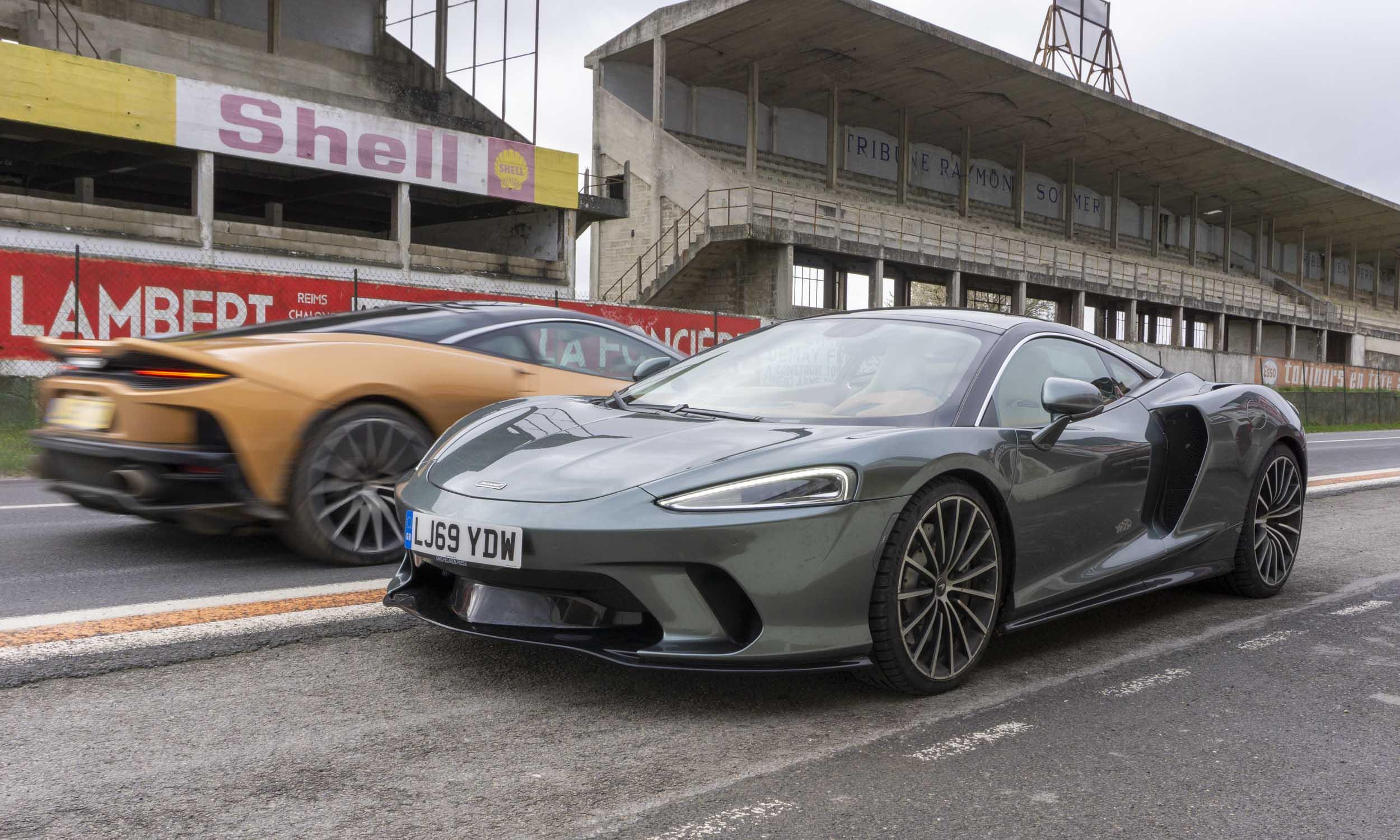 Cancelled Geneva Show Creates McLaren Road Trip