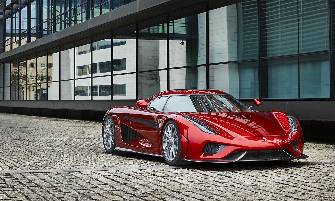 © Koenigsegg Automotive AB