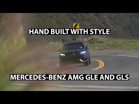 MercedesBenz AMG GLE AND GLSnbsp