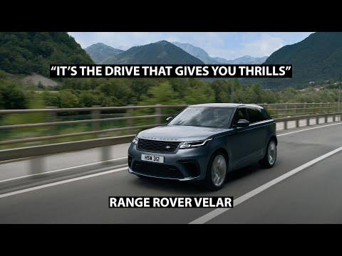 Range Rover Velarnbsp