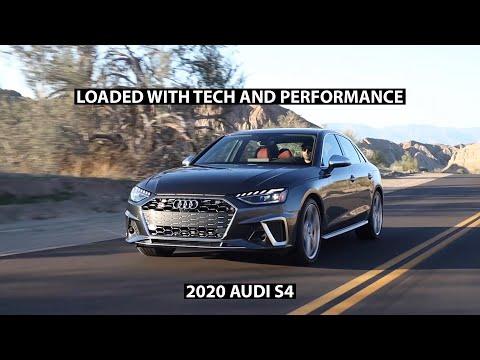 2020 Audi S4nbsp