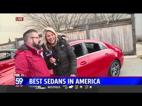 Nik Miles Best Sedans in America WXIN Fox 59nbsp