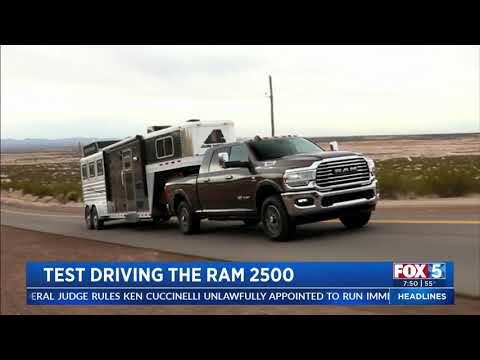 Mike Caudill Ram 2500 KSWB Fox 5