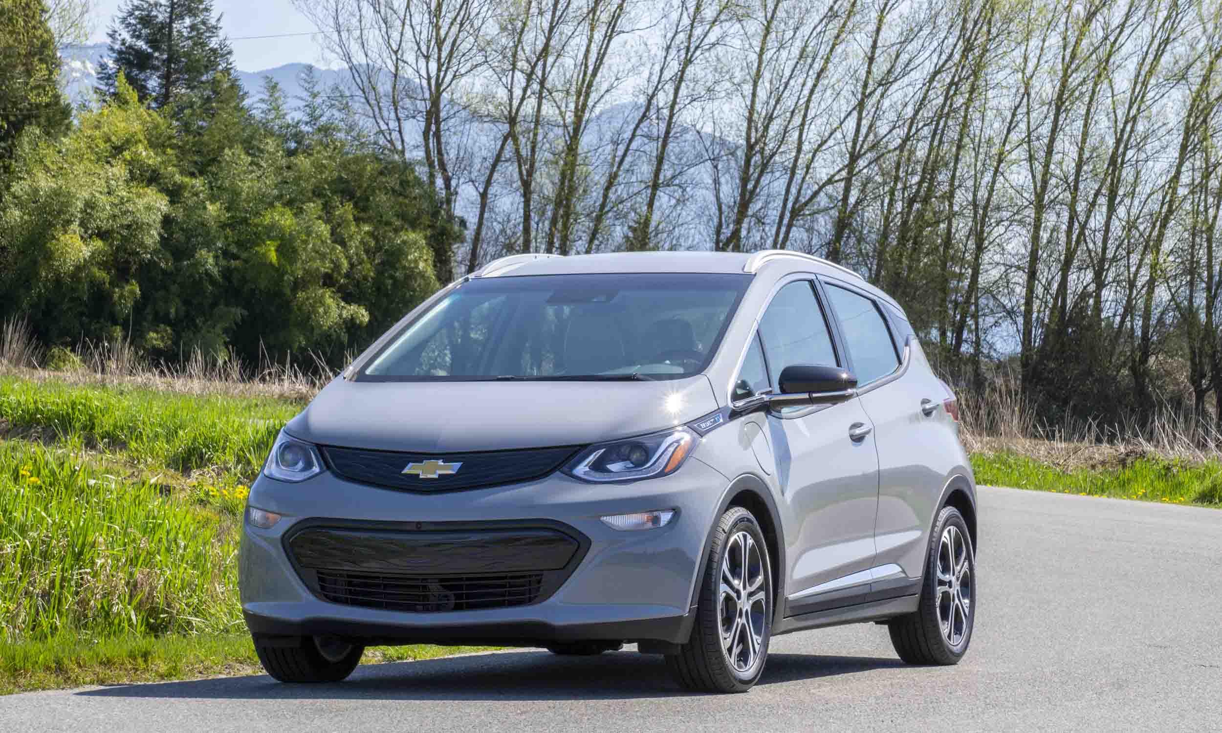 2020 Chevrolet Bolt EV Quick Takenbsp