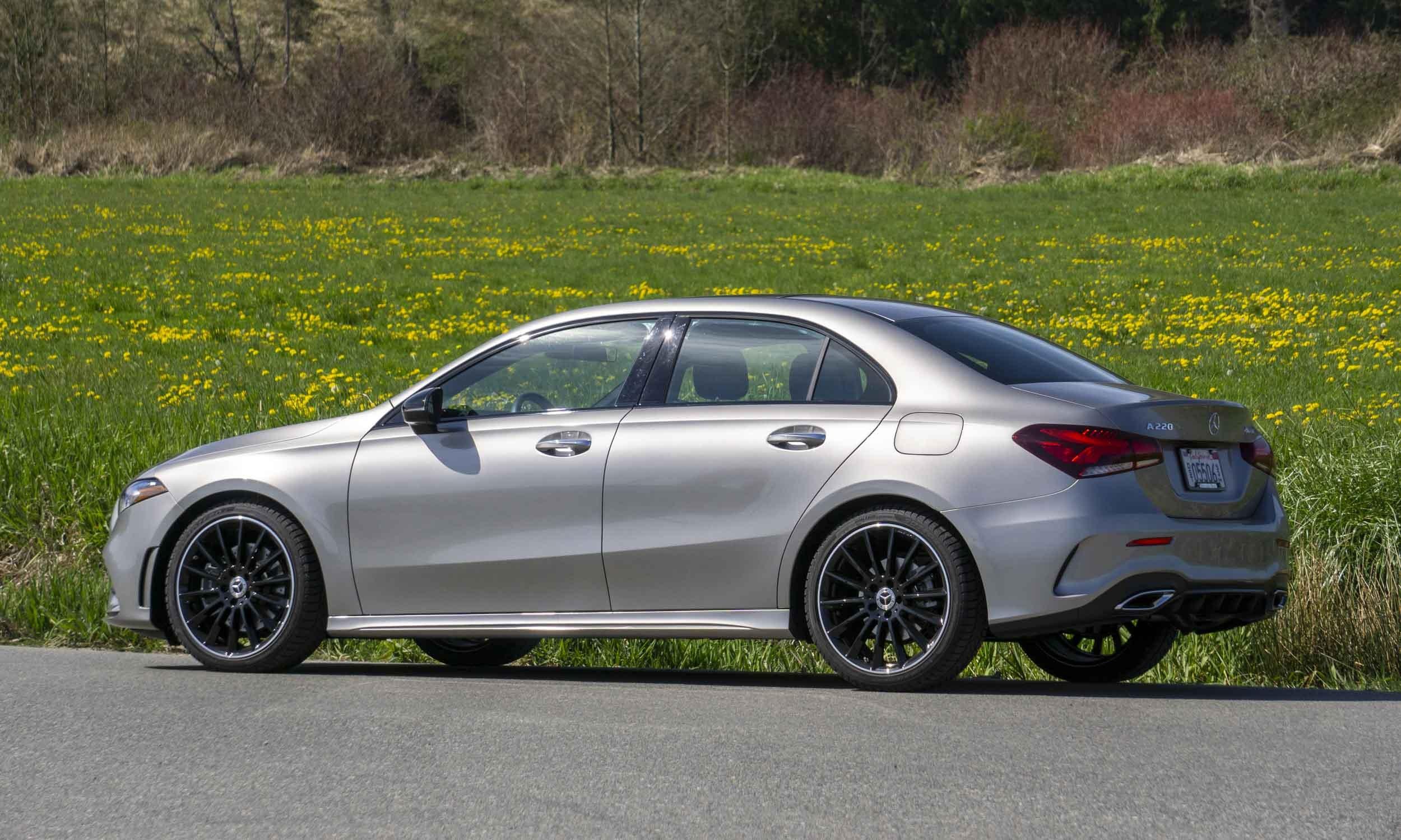 2020 Mercedes Benz A Class Review Our Auto Expert
