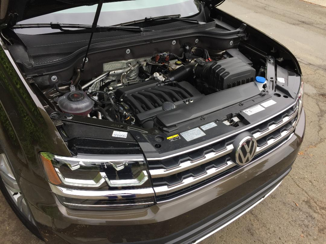 2019 Volkswagen Atlas Sel 4motion Test Drive Our Auto Expert