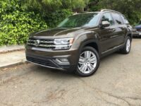 2019 Volkswagen Atlas SEL 4MOTION Test Drive