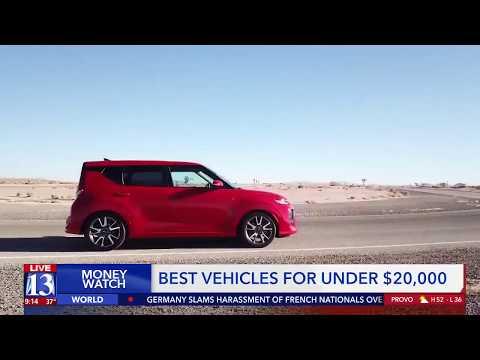 Nik Miles Best Vehicles Under $20000 KSTU Fox 13nbsp