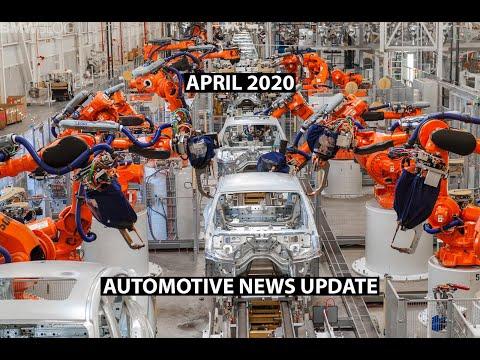 Automotive News Update Aprilnbsp