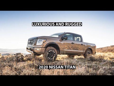 2020 Nissan Titannbsp
