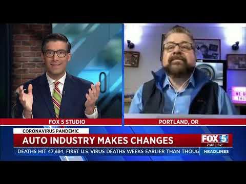 Nik Miles Auto Industry Update KSWB Fox 5nbsp