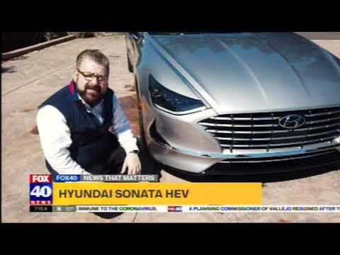 Nik Miles Hyundai Sonata HEV KTXL Fox 40nbsp