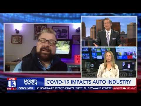 Nik Miles Auto Industry Update KSTU Fox 13nbsp