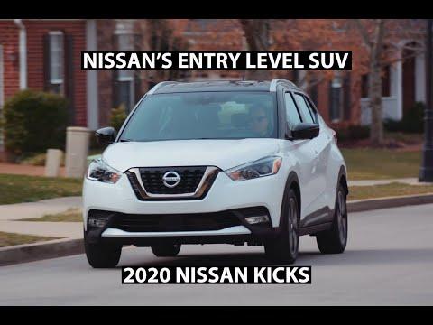 2020 Nissan Kicksnbsp