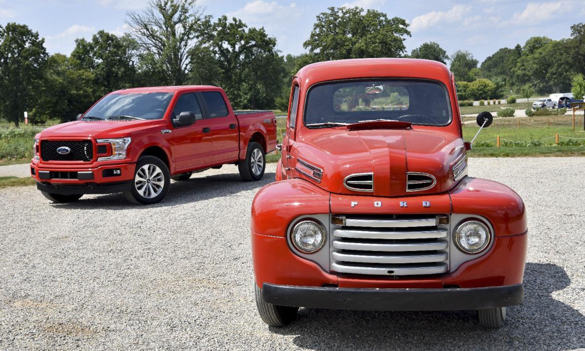 Ford FSeries A Brief Historynbsp