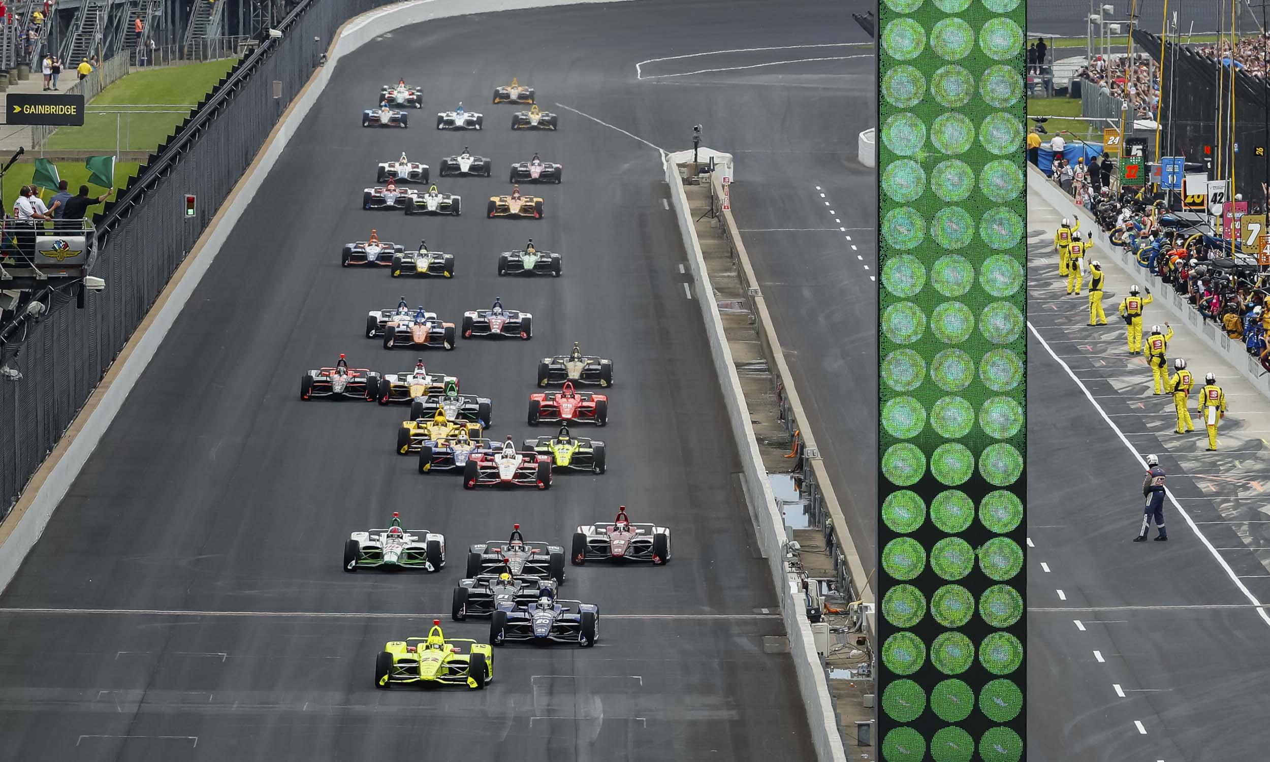 Indy 500 Winners Brickyard Heroesnbsp