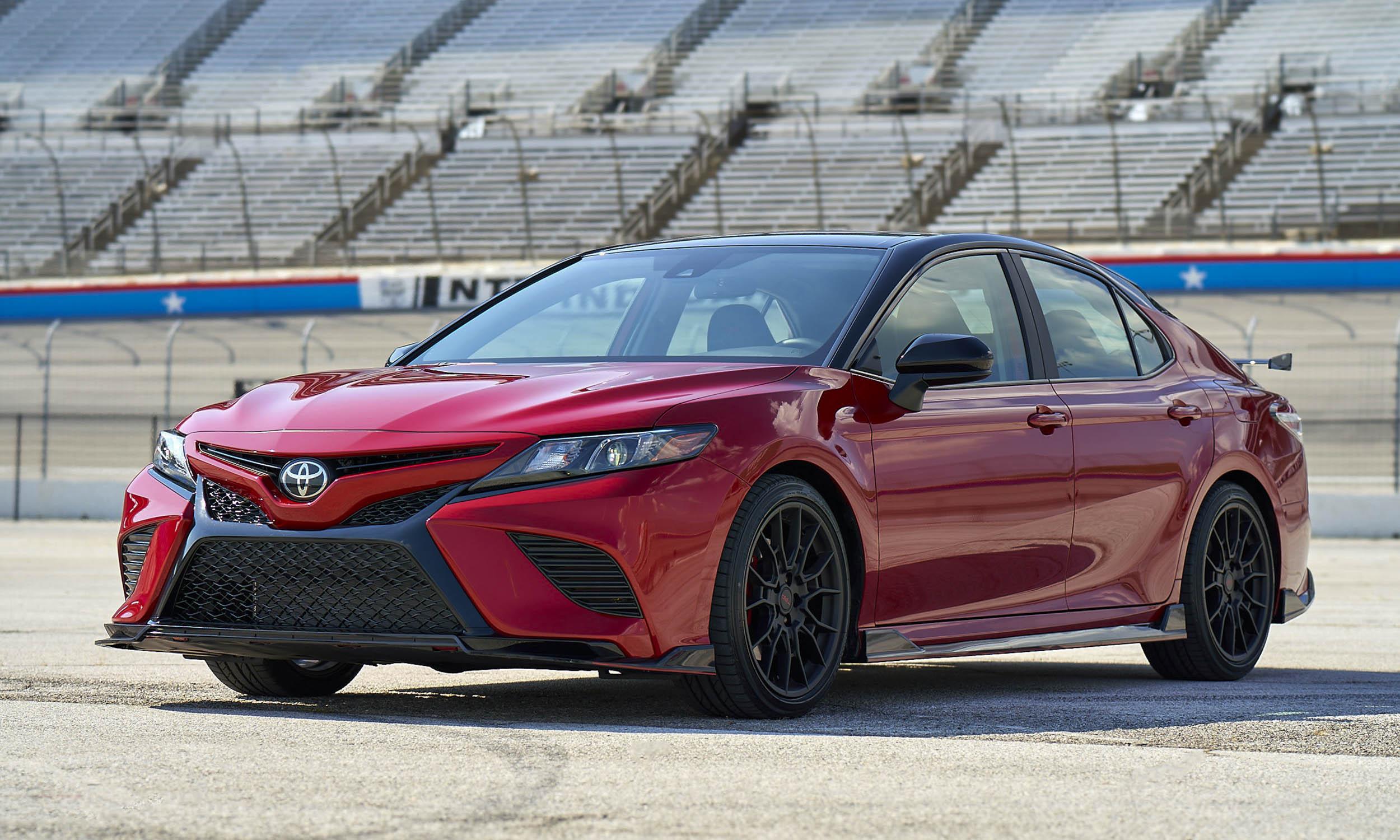 2020 Toyota Camry TRD Reviewnbsp