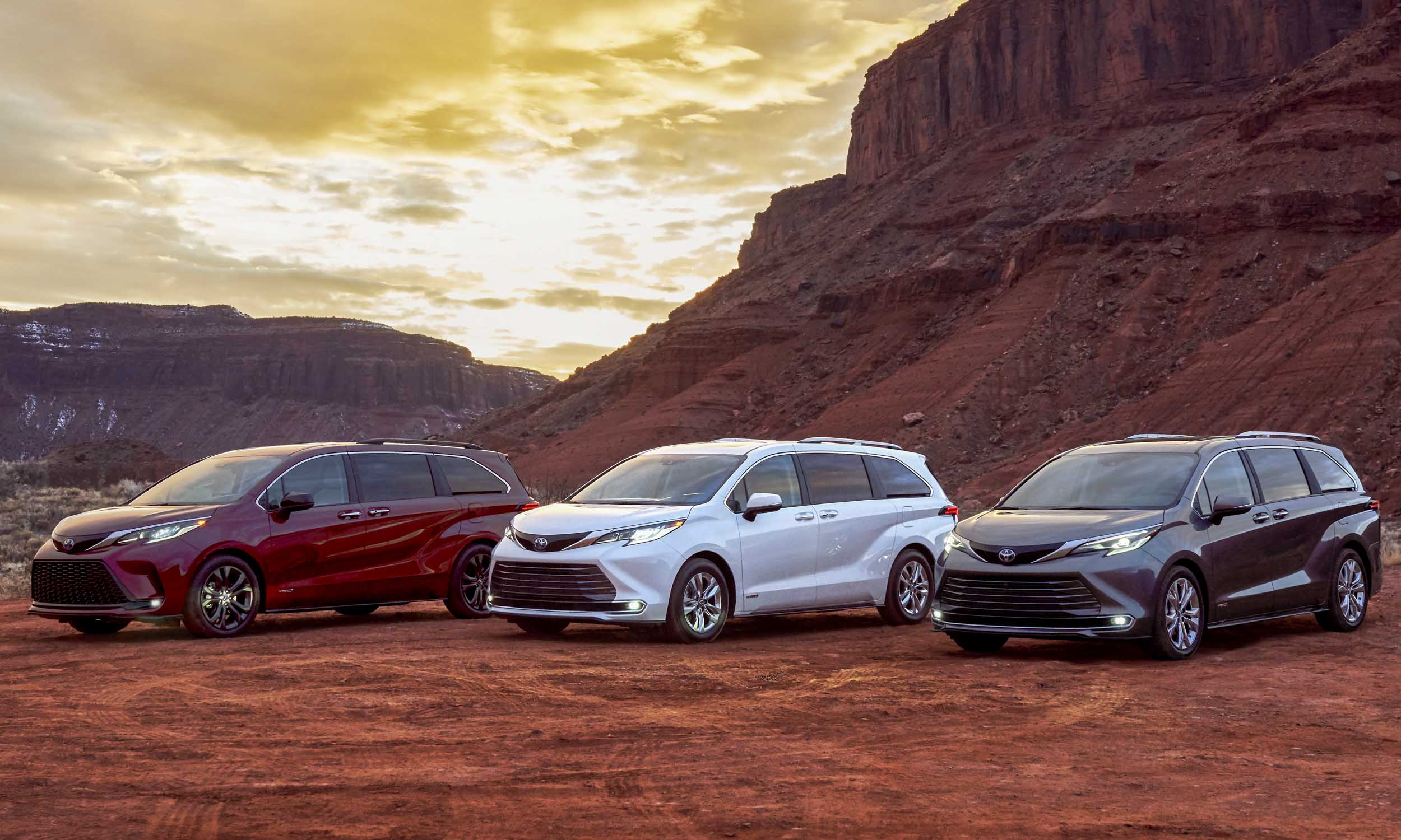 2021 Toyota Sienna: First Look | Our Auto Expert