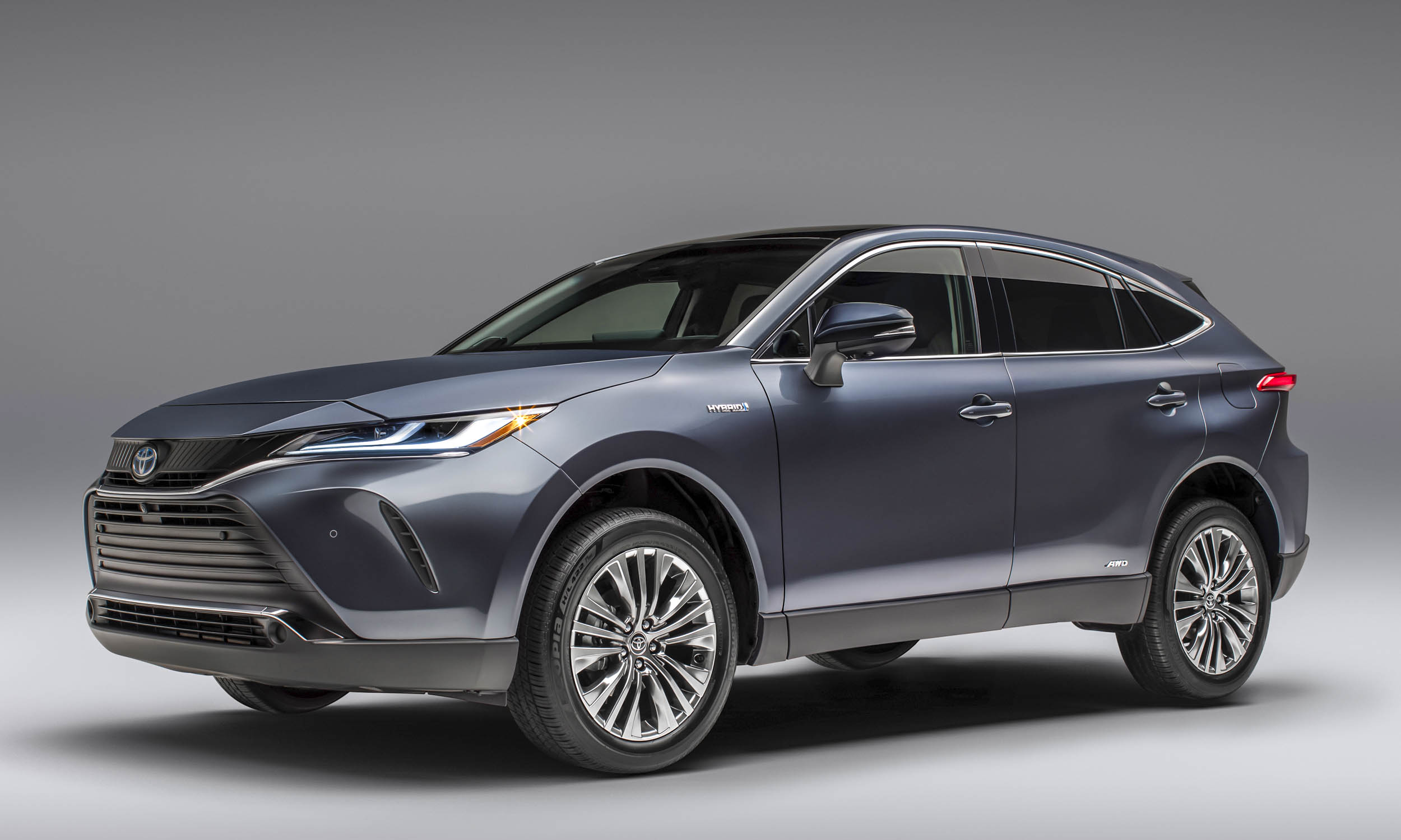 2021 Toyota Venza First Looknbsp