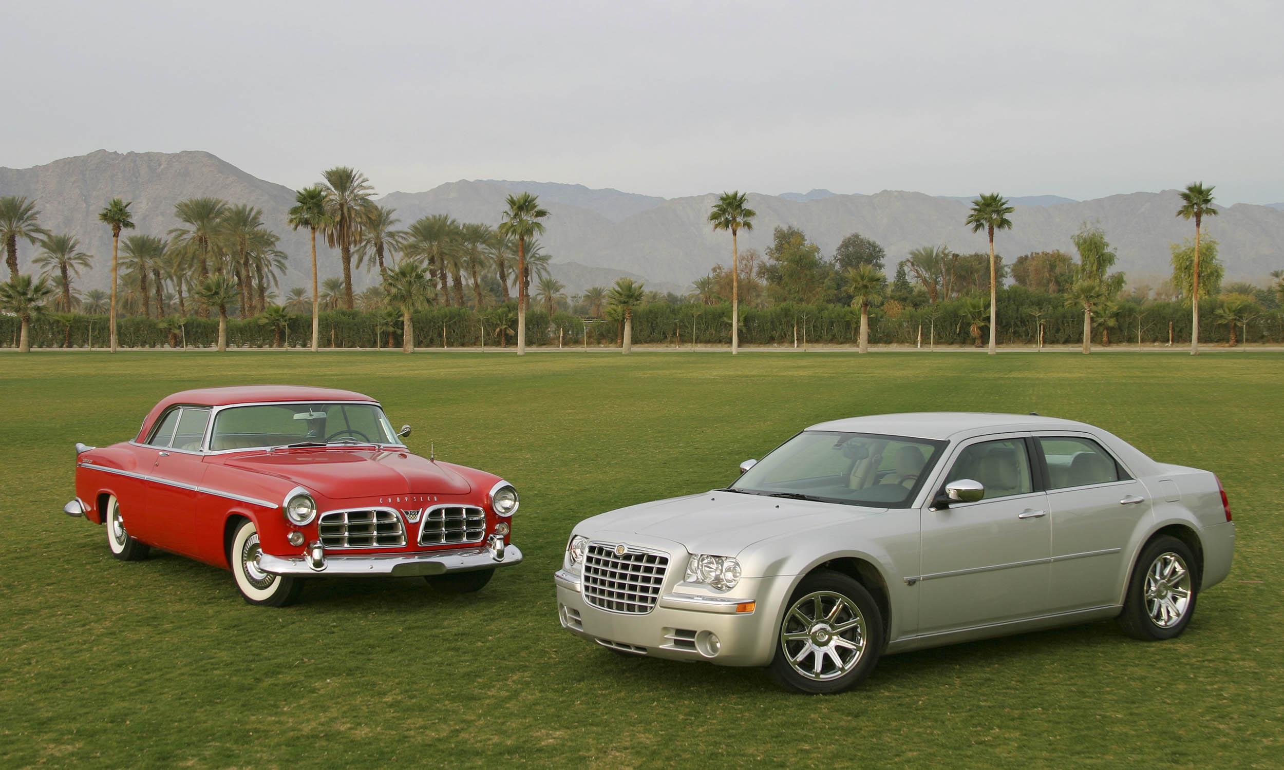 Chrysler 300 A Brief Historynbsp