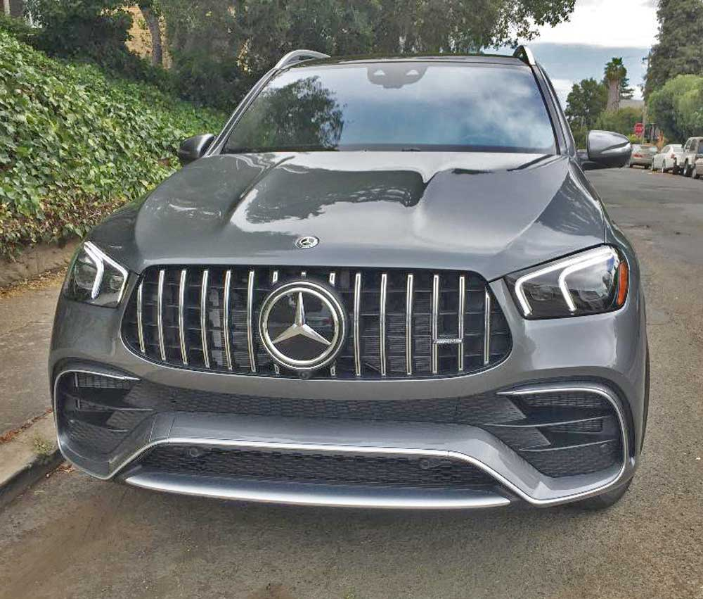 2021 mercedes-benz amg gle 63 s test drive | our auto expert