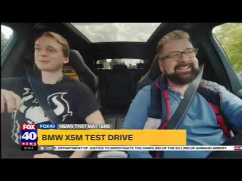Nik Miles BMW X5M KTXL Fox 40nbsp