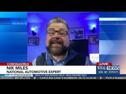 Nik Miles Auromotive Industry Update WRAZ Fox 50nbsp