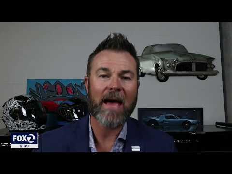 Mike Caudill Tesla Reopening KTVU Fox 2