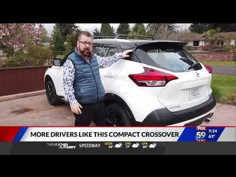 Nik Miles Nissan Kicks WXIN Fox 59nbsp