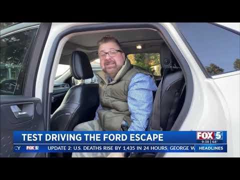 Nik Miles 2020 Ford Escape KSWB Fox 5nbsp