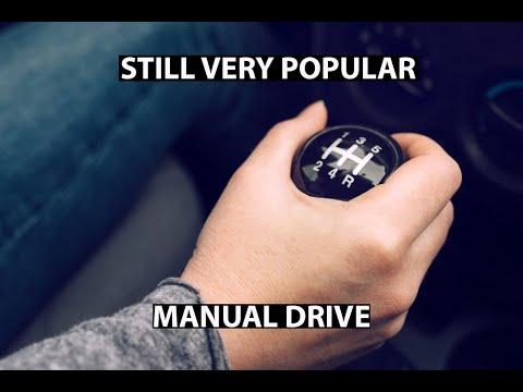 Manual Drivenbsp