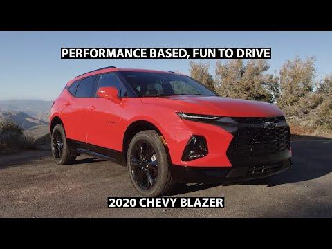 2020 Chevrolet Blazernbsp