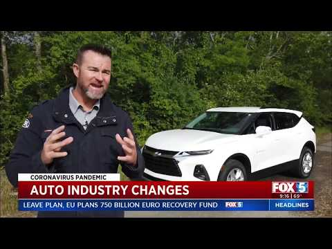 Mike Caudill Hitting the Road in an RV KTXL Fox 40 | Our Auto Expert