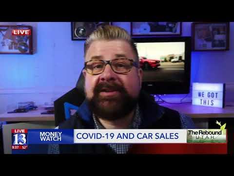 Nik Miles Update COVID19 New Car Sales KSTU Fox 13nbsp