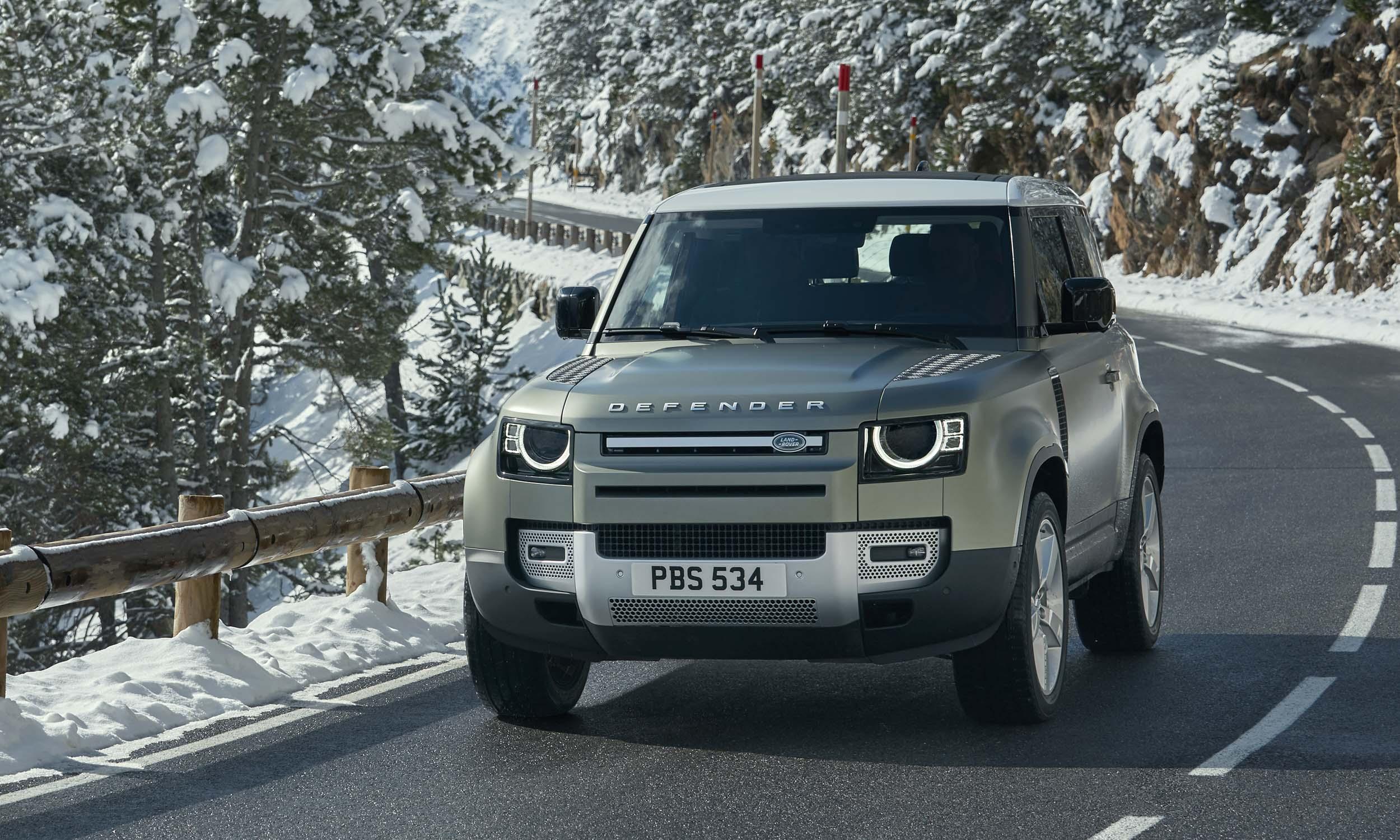 Land Rover Defender Returns to U.S.