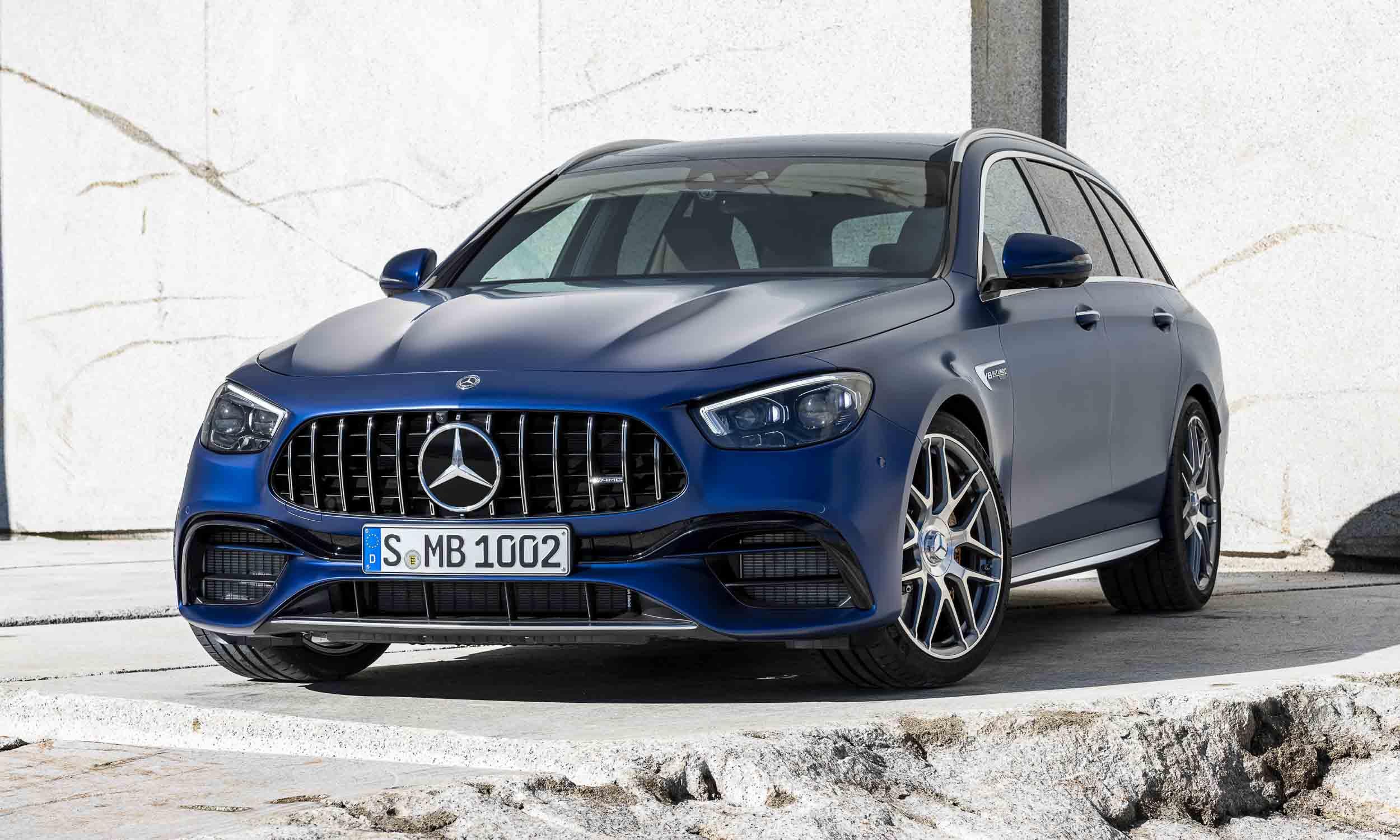 2021 MercedesAMG E 63 S First Looknbsp