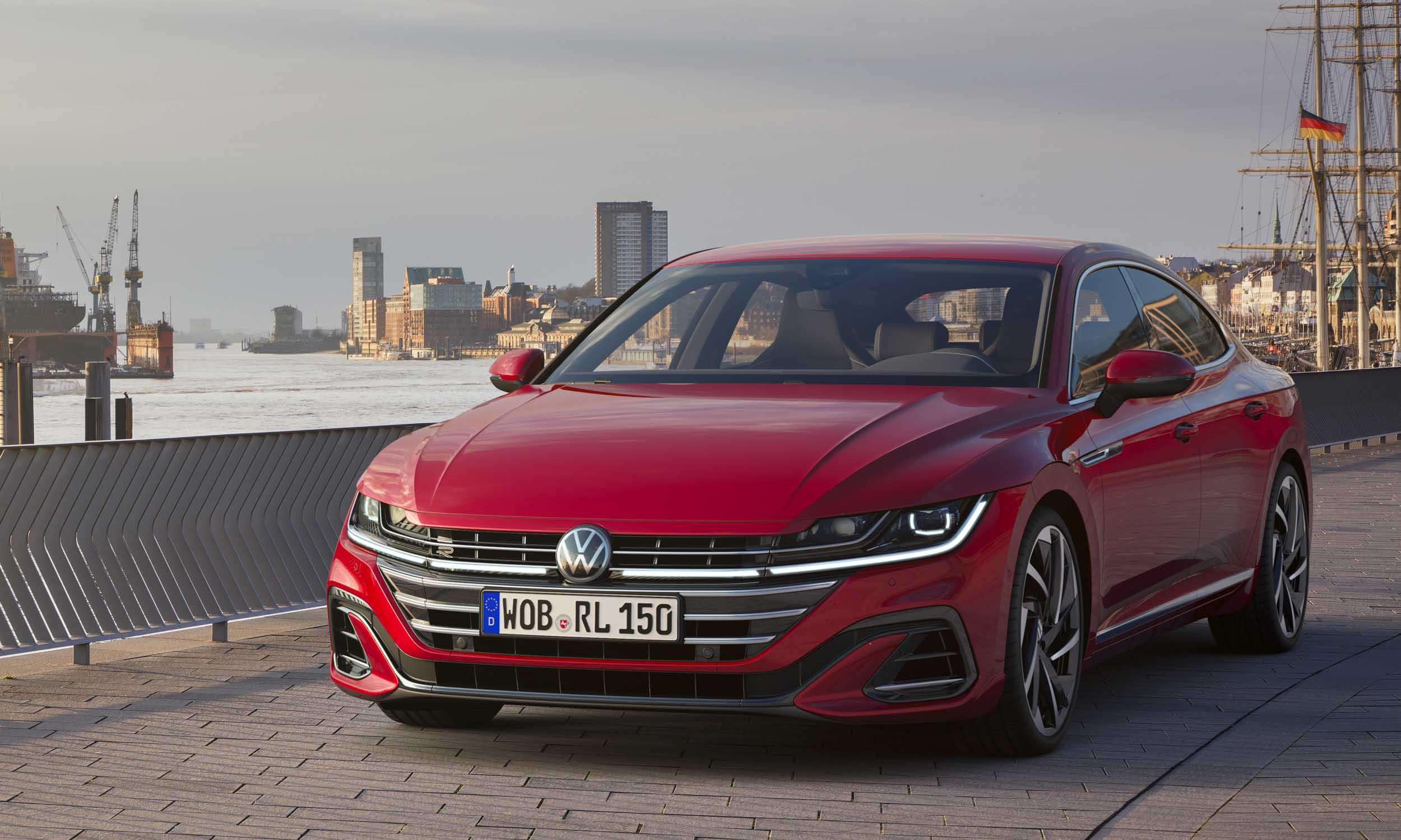 2021 Volkswagen Arteon First Looknbsp