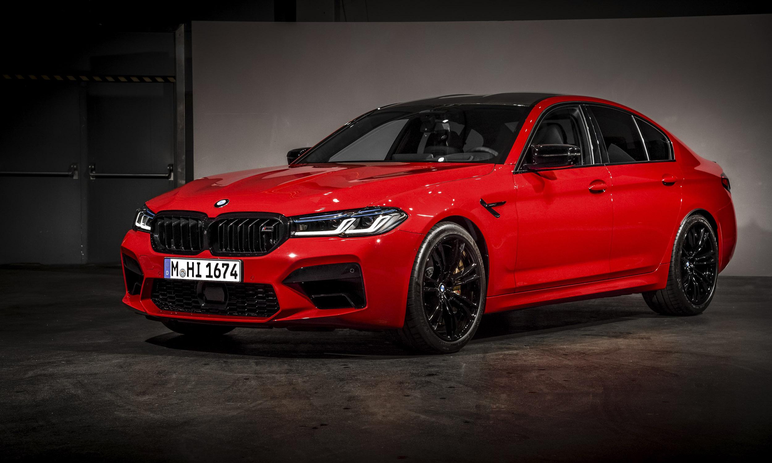2021 BMW M5 First Looknbsp