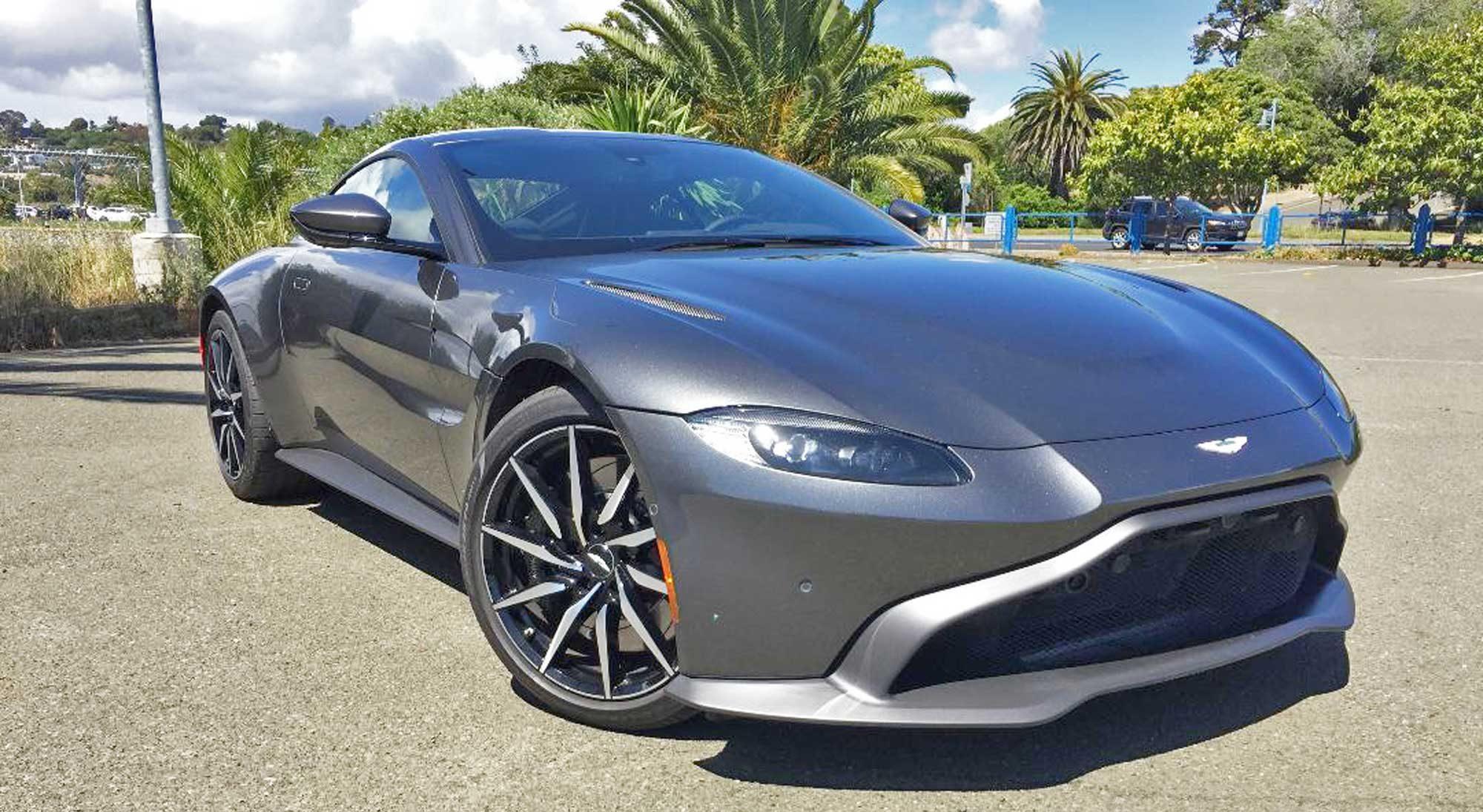 2020 Aston Martin Vantage Coupe Test Drivenbsp