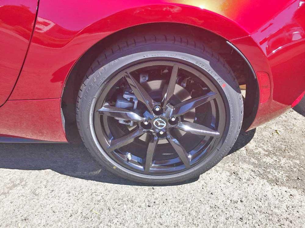 2020 Mazda MX-5 Miata Club RF