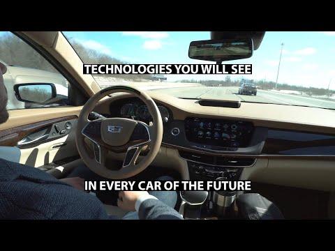 The Future of Car Technbsp