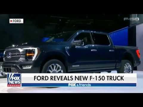 Mike Caudill 2021 Ford F150 Fox 038 Friendsnbsp